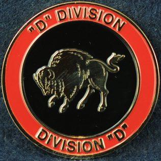 RCMP D Division
