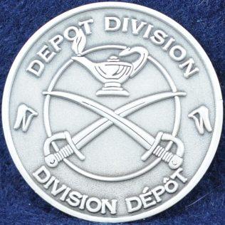 RCMP Depot Division (pewter)