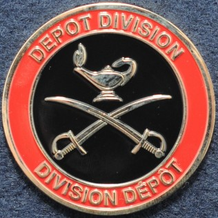 RCMP Depot Division (Gold)