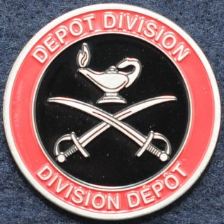 RCMP Depot Division (Silver)