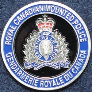 RCMP Depot Silver