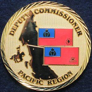 RCMP Deputy Commissioner E Division. 2