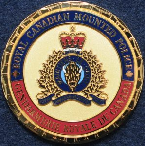 RCMP Drug Enforcement Branch E Division