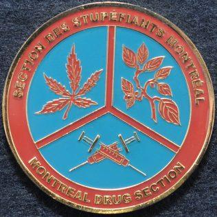 RCMP C Division Drug Section