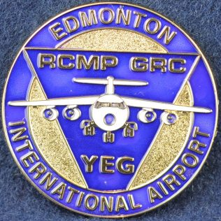 RCMP K Division Edmonton International Airport