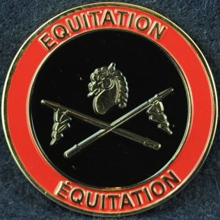 RCMP Equitation
