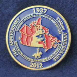 RCMP Forensic Science & Identification Services 75th Anniversary