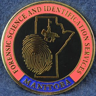 RCMP D Division Forensic Science and Identification Services