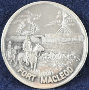 RCMP Fort Macleod 1873-1973