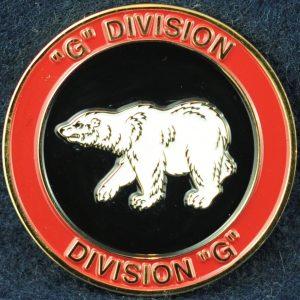 RCMP G Division