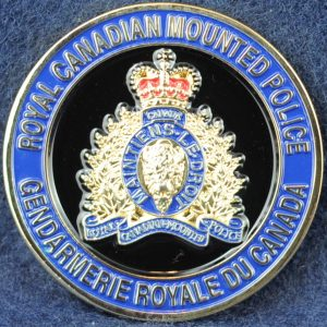 RCMP Heather Stables E Division NCO's Mess 2