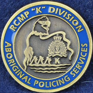 RCMP K Division Aboriginal Policing Services
