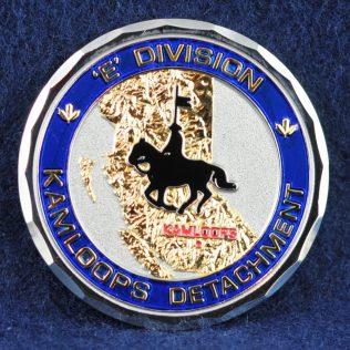 RCMP E Division Kamloops Detachment