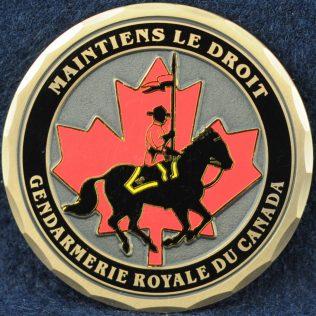 RCMP E Division Kelowna Detachment