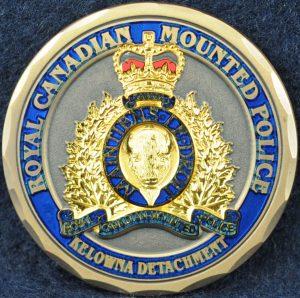 RCMP Kelowna Detachment