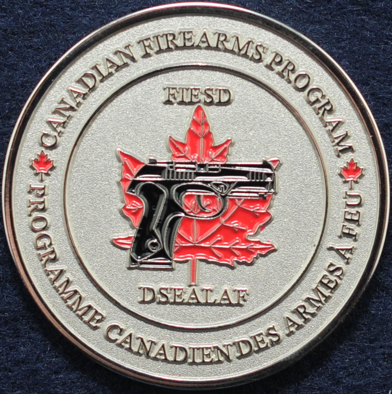 Canadian Firearms Program