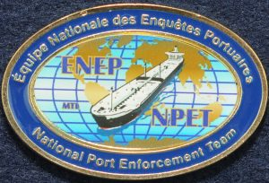 RCMP National Port Enforcement Team Montreal 2