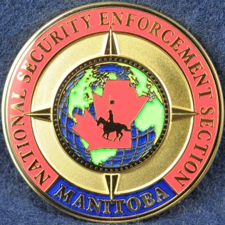 RCMP D Division National Security Enforcement Section Manitoba