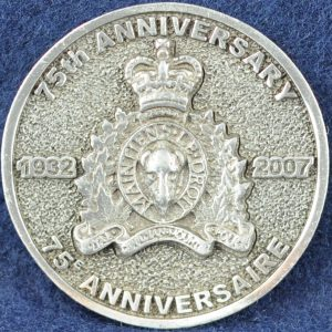 RCMP New Brunswick 75th Anniversary