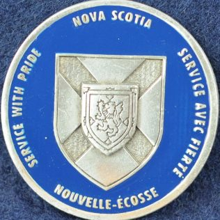 RCMP Nova Scotia 75th Anniversary
