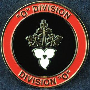 RCMP O Division