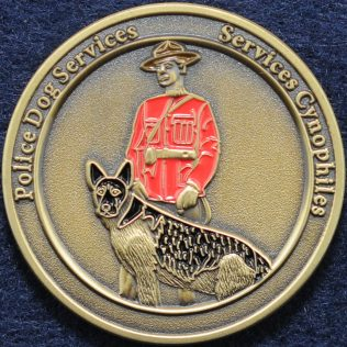 RCMP Police Dog Services