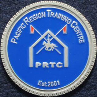 RCMP E Division Pacific Region Training Centre (PRTC)
