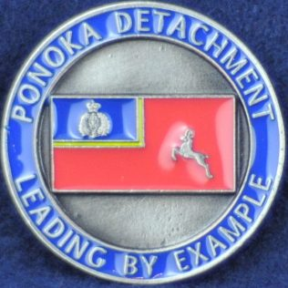 RCMP K Division Ponoka Detachment