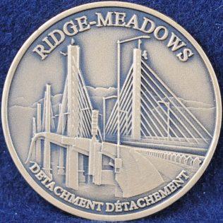 RCMP E Division Ridge-Meadows Detachment