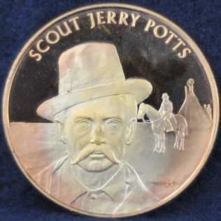 RCMP Scout Jerry Potts