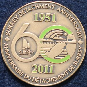 RCMP Surrey 60th Anniversary 2