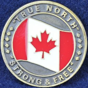 RCMP True North Strong & Free 2