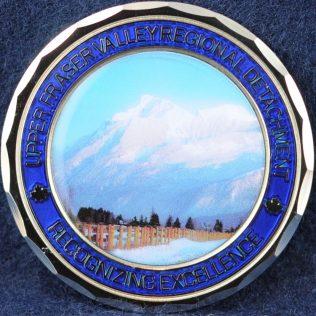 RCMP E Division Upper Fraser Valley Regional Detachment