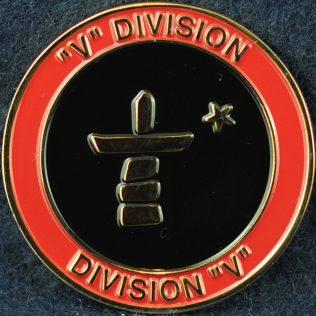 RCMP V Division