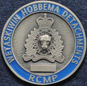 RCMP Wetaskiwin Hobbema 2