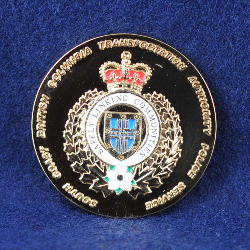 South Coast British Columbia Transportation Authority Police Service
