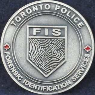 Toronto Police Forensic Identification Services
