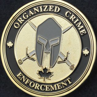 Toronto Police Organized Crime Enforcement