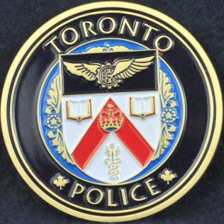 Toronto Police Values