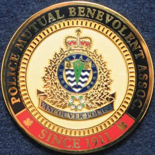 Vancouver Police Department (VPD) Mutual Benevolent Association
