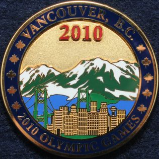Vancouver Police Department (VPD) Olympic Host City 2010