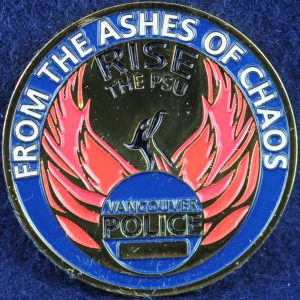 Vancouver Police Department (VPD) Public Safety Unit 2