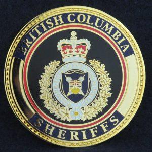 British Columbia Deputy Sheriff 2