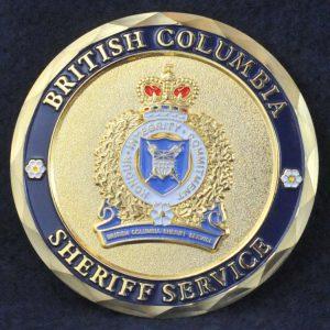 British Columbia Sheriff Service
