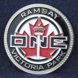 Calgary Police Service Ramsay Victoria Park One