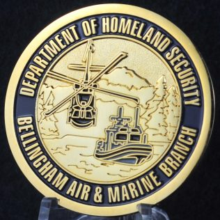 Department of Homeland Security Bellingham Air and Marine Branch
