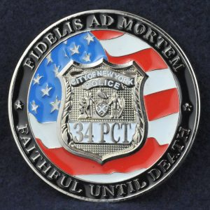 NYPD 34 PCT 2