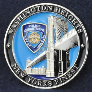 NYPD 34 PCT