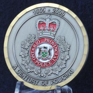 Ontario Provincial Police 1909-2009