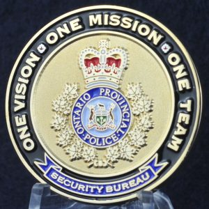 Ontario Provincial Police Commander's Award of Excellence